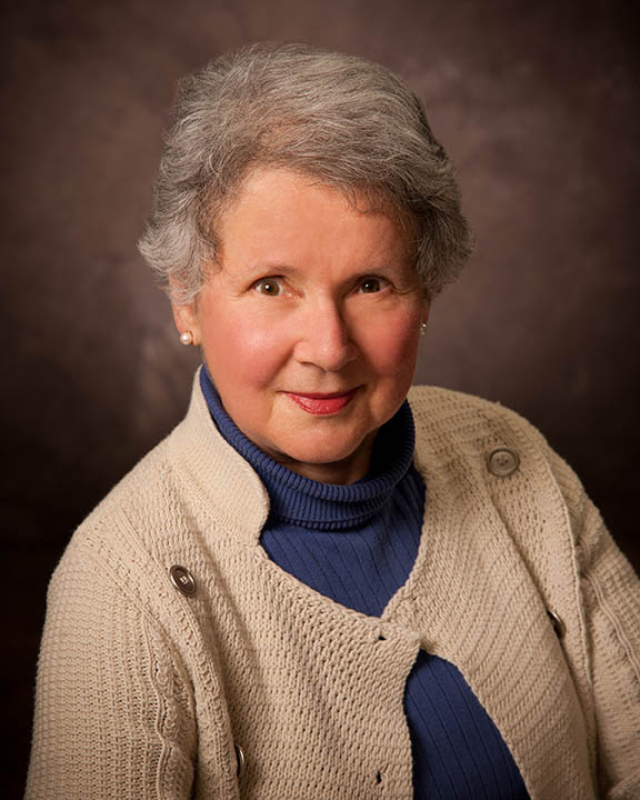 Judith Belk Portrait